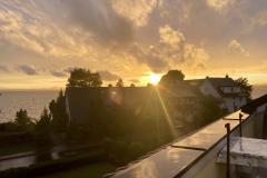Sonnenuntergang-vom-Balkon