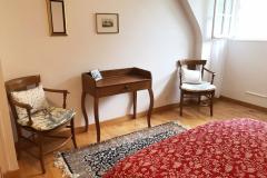Schlafzimmer 1 Sektretär