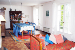 Wohnzimmer Esstisch